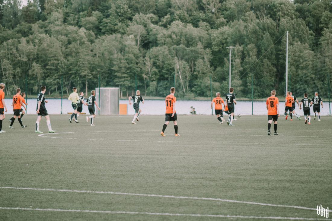 LÄÄTS: Tipneri karikasarja 1/64 finaal - JK Fellin vs Keila JK