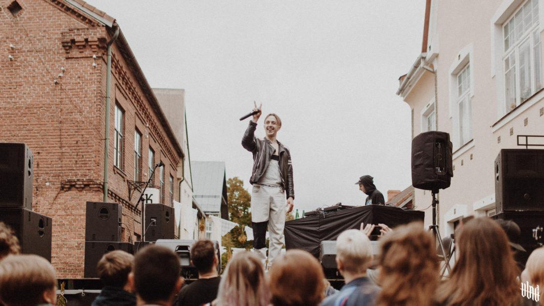 LÄÄTS: Lossi Tänava Pidu & Viljandi sünnipäev