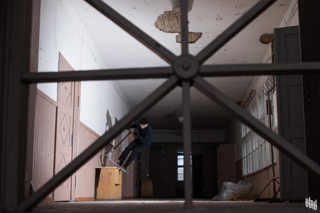 Deeno Lippand pani Raekoja kõrval paikneva endise koolimaja elama