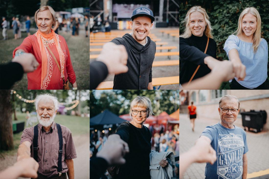 LÄÄTS: XXV Viljandi pärimusmuusika festival ja 25 nukki